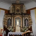 Ołtarz główny -
