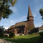 Zdjęcie Kościoła od strony północnej